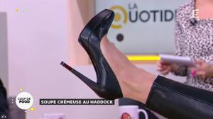 Valérie Durier dans la Quotidienne - 22/01/15 - 02