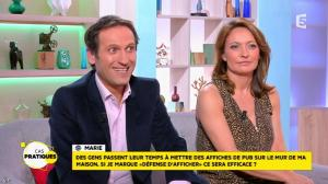 Valérie Durier dans la Quotidienne - 23/01/15 - 02