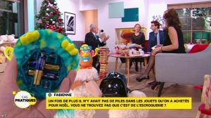 Valérie Durier dans la Quotidienne - 24/12/14 - 03