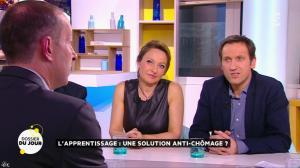 Valérie Durier dans la Quotidienne - 26/01/15 - 02