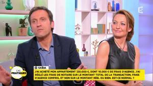 Valérie Durier dans la Quotidienne - 26/01/15 - 09