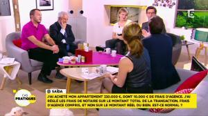 Valérie Durier dans la Quotidienne - 26/01/15 - 10