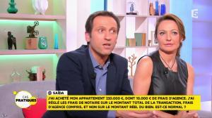 Valérie Durier dans la Quotidienne - 26/01/15 - 11