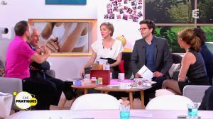 Valérie Durier dans la Quotidienne - 26/01/15 - 13