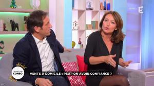 Valérie Durier dans la Quotidienne - 27/11/14 - 02