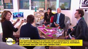 Valérie Durier dans la Quotidienne - 27/11/14 - 08