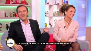Valérie Durier dans la Quotidienne - 29/12/14 - 02