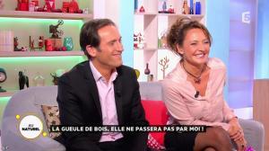 Valérie Durier dans la Quotidienne - 29/12/14 - 03