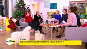 Valérie Durier dans la Quotidienne - 29/12/14 - 04