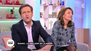 Valérie Durier dans la Quotidienne - 30/12/14 - 01