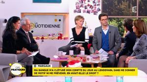 Valérie Durier dans la Quotidienne - 30/12/14 - 03