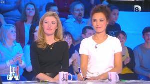Aida Touihri et Elisabeth Bost dans le Grand 8 - 19/02/16 - 01