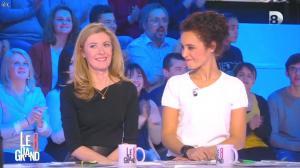 Aida Touihri et Elisabeth Bost dans le Grand 8 - 19/02/16 - 02