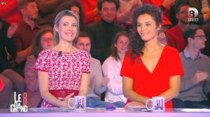 Aïda Touihri et Elisabeth Bost dans le Grand 8 - 21/01/16 - 01