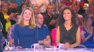 Aida Touihri et Elisabeth Bost dans le Grand 8 - 28/10/15 - 03
