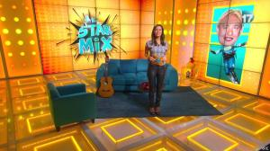 Amélie Bitoun dans le Star Mix - 07/11/15 - 01