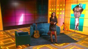 Amélie Bitoun dans Starmix - 31/10/15 - 05