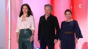 Anne Charrier dans Vivement Dimanche Prochain - 21/02/16 - 01