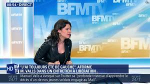 Apolline De Malherbe dans Première Edition - 13/04/16 - 02