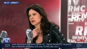 Apolline De Malherbe dans Premiere Edition - 25/04/16 - 02