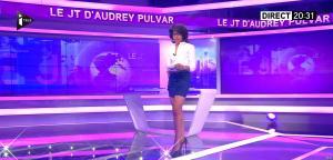 Audrey Pulvar dans le JT - 03/05/16 - 03