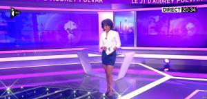 Audrey Pulvar dans le JT - 03/05/16 - 06