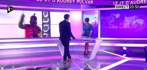 Audrey Pulvar dans le JT - 19/04/16 - 07
