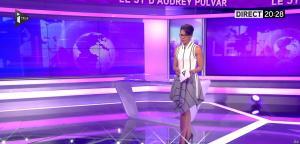 Audrey Pulvar dans le JT - 20/04/16 - 01