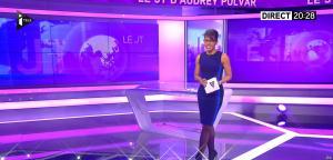 Audrey Pulvar dans i télé - 25/04/16 - 01