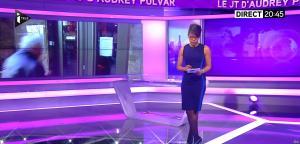 Audrey Pulvar dans i télé - 25/04/16 - 04