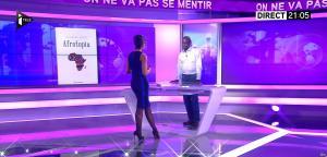 Audrey Pulvar dans i>Télé - 25/04/16 - 06