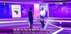 Audrey Pulvar dans i>Télé - 25/04/16 - 08