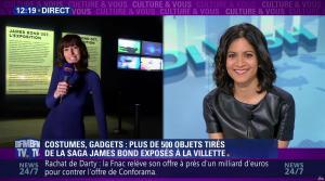 Aurélie Casse dans le Midi 15 Heures - 21/04/16 - 10