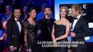 Camille Lou dans 300 Chœurs pour les Fêtes - 28/12/15 - 01