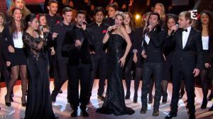 Camille Lou dans 300 Choeurs pour les Fetes - 28/12/15 - 04