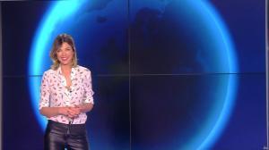 Eleonore Boccara à la Météo - 10/04/16 - 02