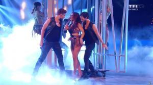 Fabienne Carat dans Danse avec les Stars - 12/12/15 - 03