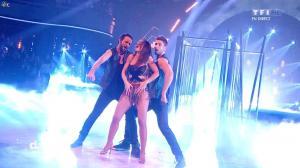 Fabienne Carat dans Danse avec les Stars - 12/12/15 - 04