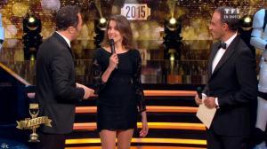 Fanny Agostini dans les Z Awards - 11/12/15 - 02