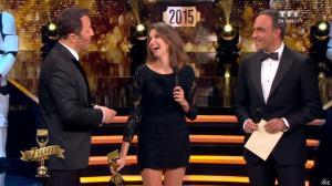 Fanny Agostini dans les Z Awards - 11/12/15 - 03