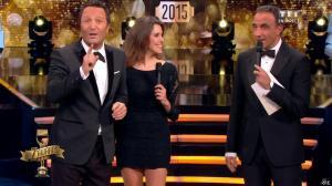 Fanny Agostini dans les Z Awards - 11/12/15 - 04