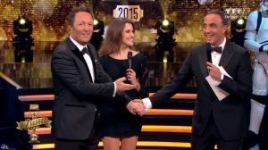 Fanny Agostini dans les Z Awards - 11/12/15 - 05
