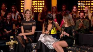 Fanny Agostini dans les Z Awards - 11/12/15 - 06