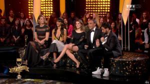 Fanny Agostini dans les Z Awards - 11/12/15 - 07