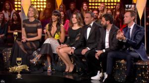Fanny Agostini dans les Z Awards - 11/12/15 - 08