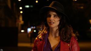 Frédérique Bel dans le Chapeau de Mitterrand - 06/01/16 - 06