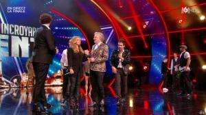 Hélène Segara dans la France a un Incroyable Talent - 08/12/15 - 02