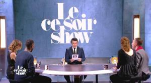 Isabelle Ithurburu dans le Ce Soir Show - 30/12/15 - 06