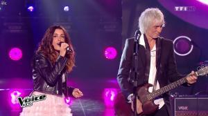 Jenifer Bartoli dans The Voice Kids - 23/10/15 - 12