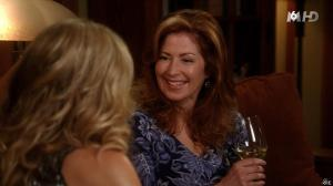 Julie Benz et Dana Delany dans Desperate Housewives - 10/11/15 - 07